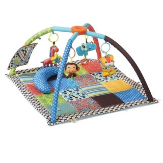 Infantino Twist and Fold Gym in Vintage