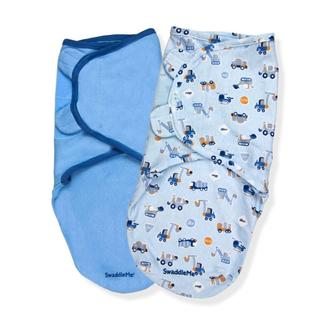 Summer Infant Large SwaddleMe Cotton Knit (Pack of 2)