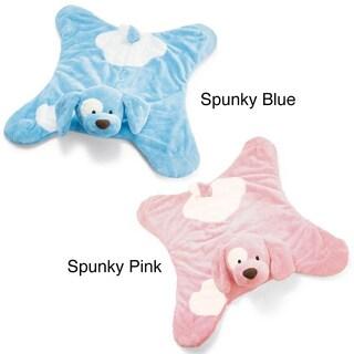Gund Comfy Cozy 24-inch Spunky Plush Blanket