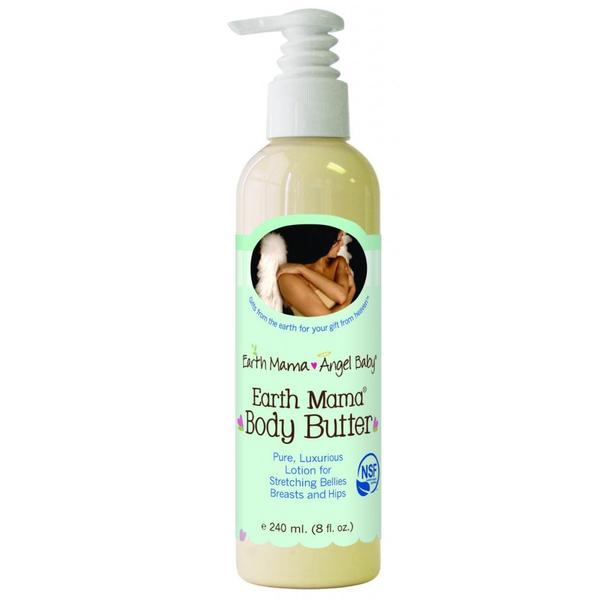 Earth Mama Angel Baby 8-ounce Earth Mama Body Butter