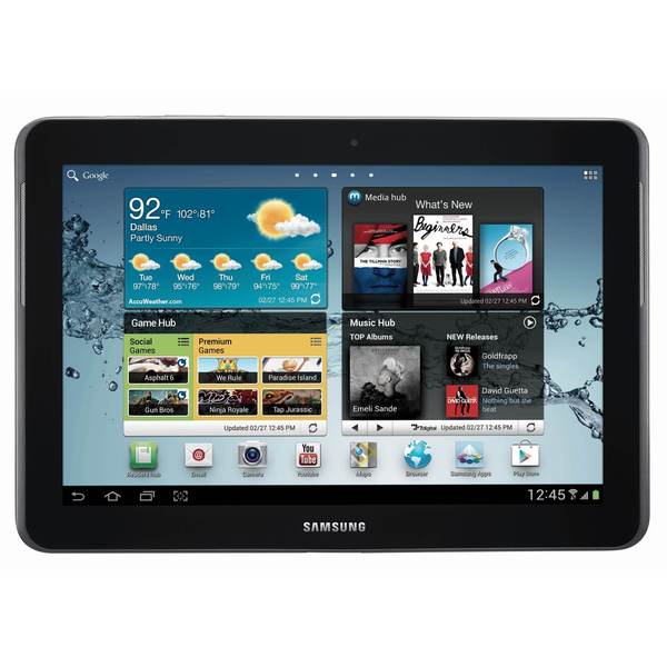 Samsung Galaxy Tab 2 1.0GHz 1GB 16GB Android 4.0 10.1-inch Tablet