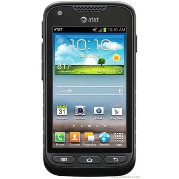 Samsung Galaxy Rugby Pro SGH-i547 Ruggedized Unlocked 4G LTE Smartphone (Refurbished)