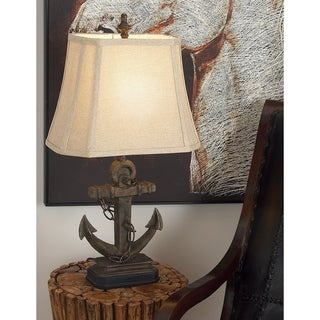 Polystone Anchor Lamp