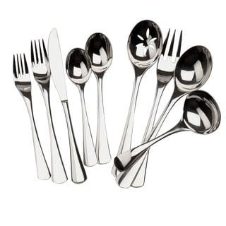 Ginkgo Mariko 20-piece Stainless Steel Flatware Set