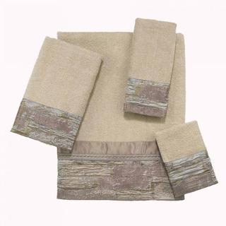 Avanti Phillipa Tan Embellished 4-piece Towel Set