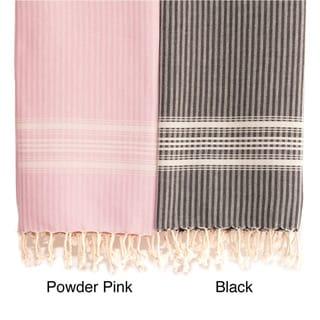 Allure Herringbone Bath/ Beach Towel
