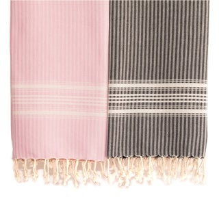 Allure Herringbone Pestemal Fouta Turkish Cotton Bath/ Beach Towel