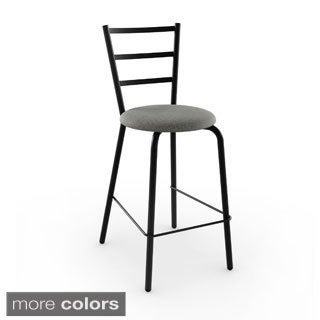 "Amisco Sofia 26"" Metal Stool"
