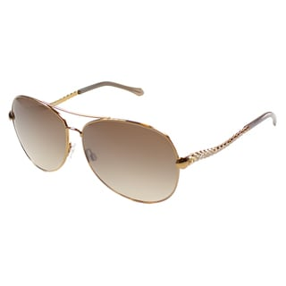 Roberto Cavalli Women's RC 79230F Aviator Sunglasses