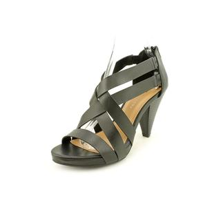 CL By Laundry Women's 'Wild Party' Faux Leather Sandals