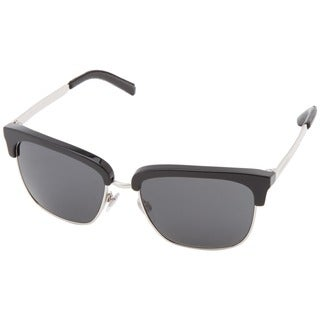 Burberry Men's BE4154Q Black / Grey Sunglasses