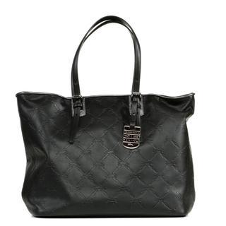 Longchamp LM Cuir Black Medium Tote Bag