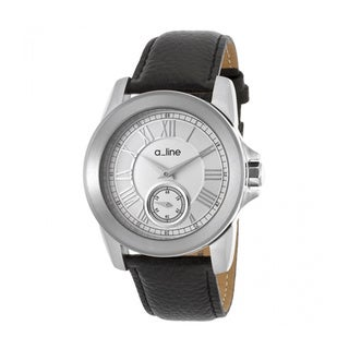 A Line Women's Amare Black Strap Watch AL-80022-02