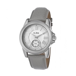 A Line Women's Amare Grey Strap Watch AL-80022-02-GY