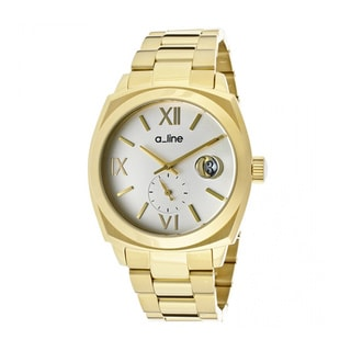 A Line Women's Dashuri Goldtone Watch AL-80014-YG-22