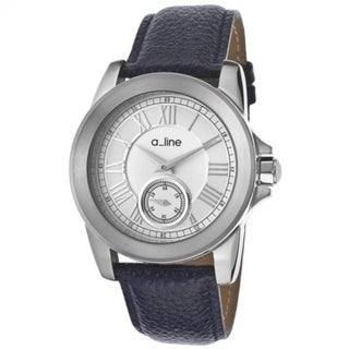 A Line Women's Amare Blue Leather Watch AL-80022-03-BU