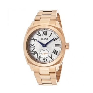 A Line Women's Pyar Rosetone Watch AL-80016-RG-22