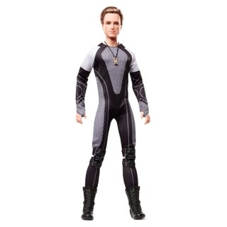 Barbie The Hunger Games Catching Fire Peeta Mellark Doll