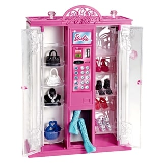 Barbie Life in The Dreamhouse Fashion Vending Machine
