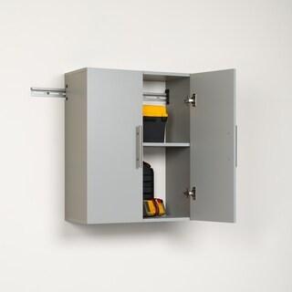 Stone Grey 24-inch Upper Storage Cabinet