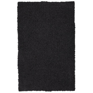 Christopher Knight Home Goa Charcoal Super Thick Shag Area Rug (8'9 x 12')