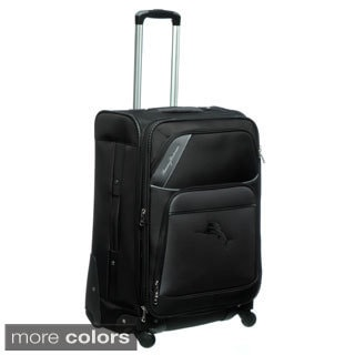 Tommy Bahama Course 24-inch Expandable Spinner Upright Suitcase