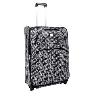 Anne Klein 'Going Places' 28-inch Expandable Spinner Upright Suitcase