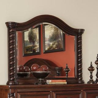 Signature Design by Ashley Brennville Brown Cherry Bedroom Mirror