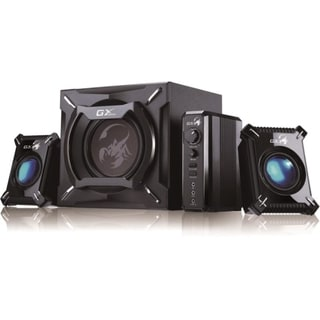 Genius GX Gaming SW-G2.1 2000 2.1 Speaker System - 45 W RMS - Wall Mo