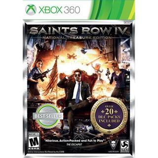 Xbox 360 - Saints Row IV National Treasure