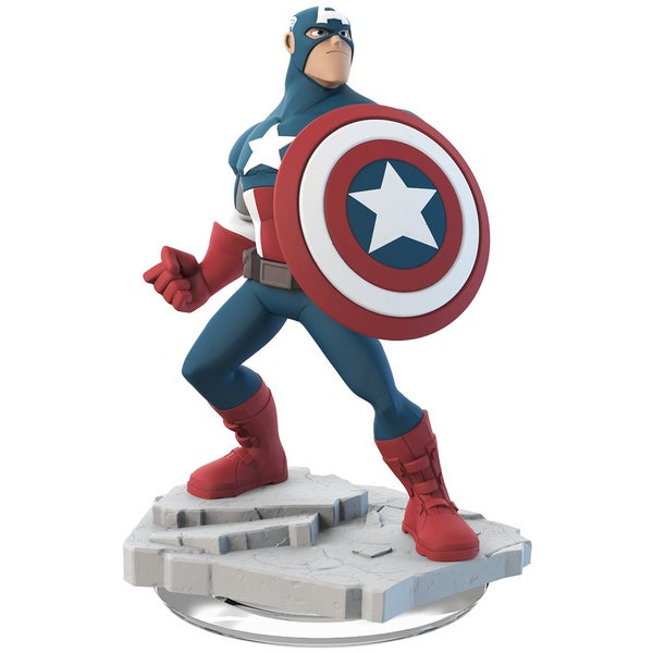 Disney INFINITY: Marvel Super Heroes (2.0 Edition) - Captain America 13165403