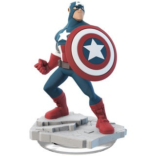 Disney INFINITY: Marvel Super Heroes (2.0 Edition) - Captain America