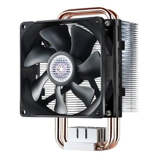 Cooler Master Hyper T2 - Compact CPU Cooler with Dual Looped Direct C