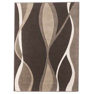 Signature Design by Ashley Cadence Neutral Medium Rug (5'2 x 7'2)