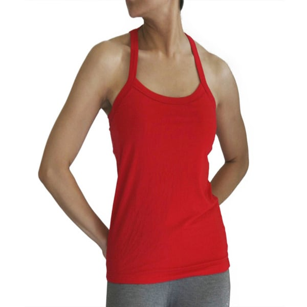 Breathe Bamboo Racer Back Yoga Top