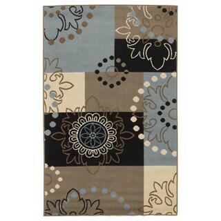 Signature Design by Ashley Vito Multi Medium Rug (4'4 x 6'9)