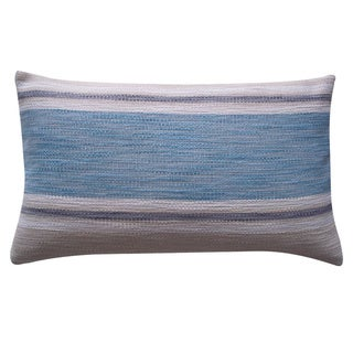 Guadeloupe Blue Stripe 12x20-inch Pillow