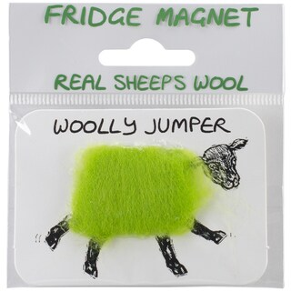 Vanessa Bee Woolly Fridge Magnet