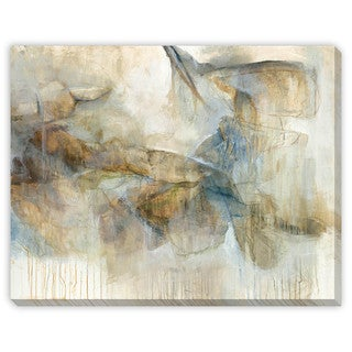 Gallery Direct Sylvia Angeli's 'Of No Particular Kind' Canvas Gallery Wrap Wall Art