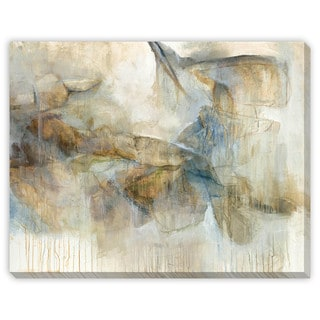 Sylvia Angeli's 'Of No Particular Kind' Canvas Gallery Wrap