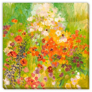 Gallery Direct Sylvia Angeli's 'Vernal Youth II' Canvas Gallery Wrap Wall Art
