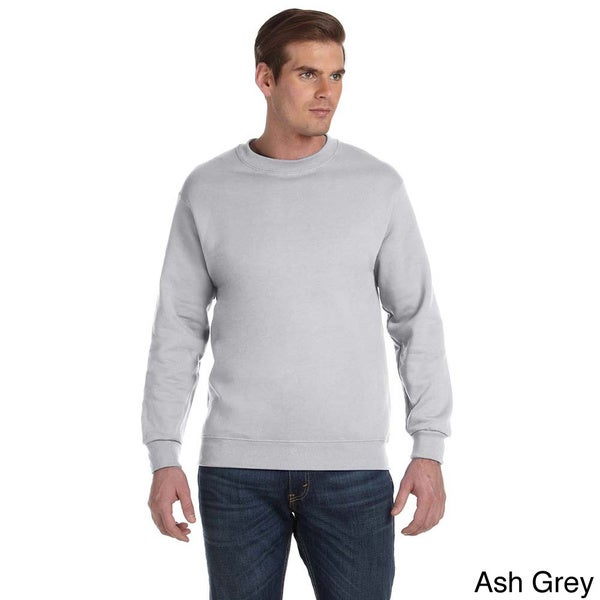 Gildan Men's DryBlend 50/50 Fleece Crew Sweater/ Sweatshirt 13167751