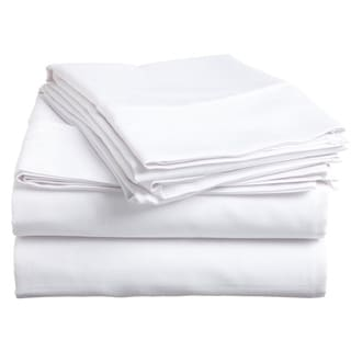 Cotton 400 Thread Count 4-piece Sheet Set
