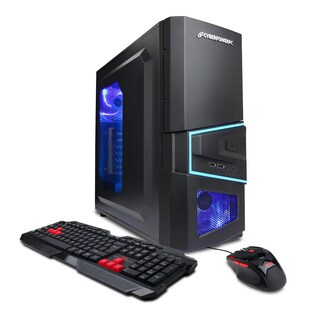 CYBERPOWERPC Gamer Xtreme GXi200OS w/ Intel Haswell Core i3-4330 3.5GHz Gaming Computer