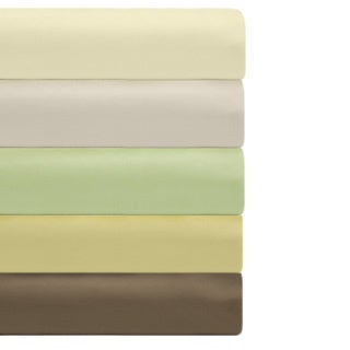Cotton Percale 410 Thread Count Sheet Set