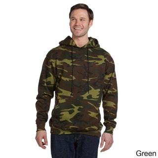 Men's Camouflage Hooded Sweatshirt