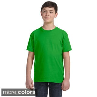 Youth Fine Jersey Cotton T-shirt