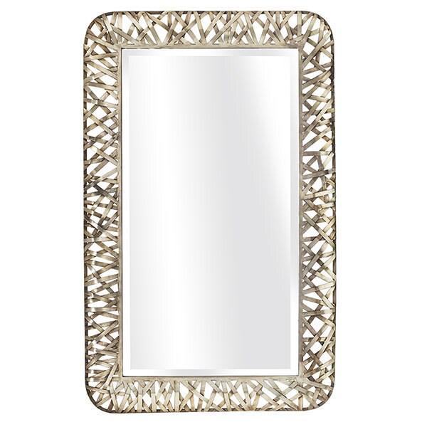 Overstock.com Metal Bird's Nest Full-length Mirror at Sears.com