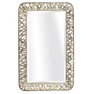 Metal Bird's Nest Full-length Mirror