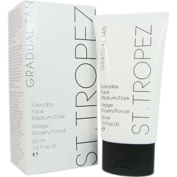 St. Tropez Gradual Tan Medium/ Dark 1.6-ounce Face Moisturizer